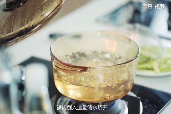 芦笋炒肉丝做法步骤:6